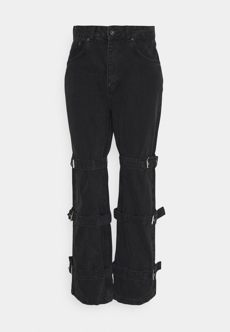 The Ragged Priest - BUCK JEAN - Jeans straight leg - charcoal