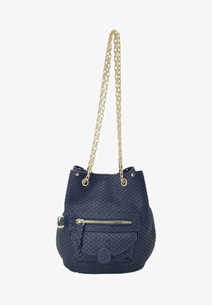 Handbag - bleu