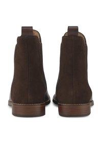 COX - Ankle boots - dunkelbraun - 3