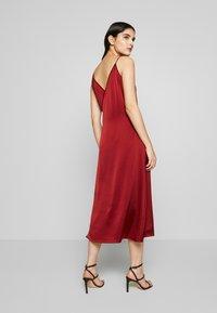 Filippa K - CALLIE DRESS - Koktejlové šaty/ šaty na párty - pure red - 2