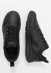 adidas Performance - VECTOR K UNISEX - Sports shoes - core black/grey six - 0