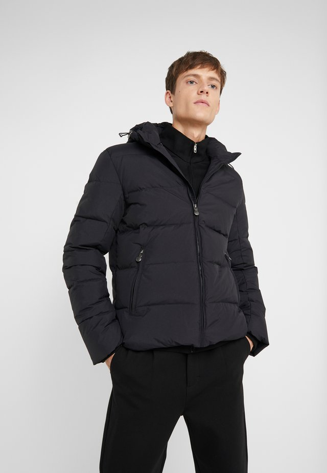 SPOUTNIC  - Down jacket - black