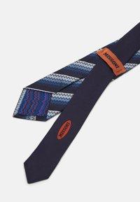 Missoni - Cravate - blue - 3