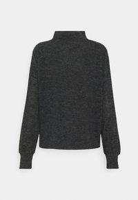 Opus - SINNOVA MINDFUL - Strikkegenser - slate grey melange - 0