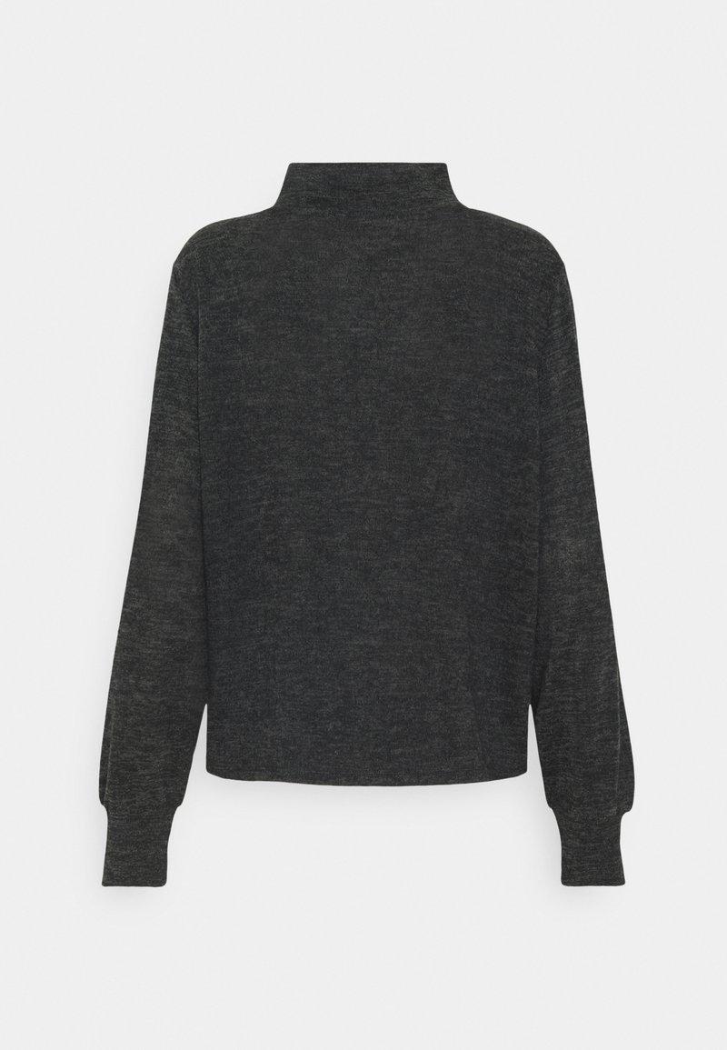 Opus - SINNOVA MINDFUL - Strikkegenser - slate grey melange