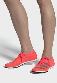 adidas Performance - ADIZERO AMBITION SPIKES - Spikes - pink - 1