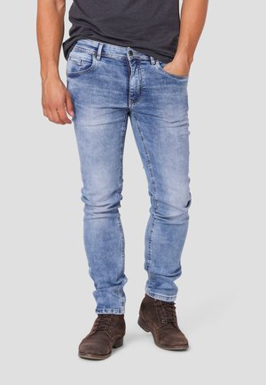 ZODY  - Jeans slim fit - blue used wash