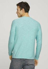 TOM TAILOR - Sweatshirt - lucite green - 2