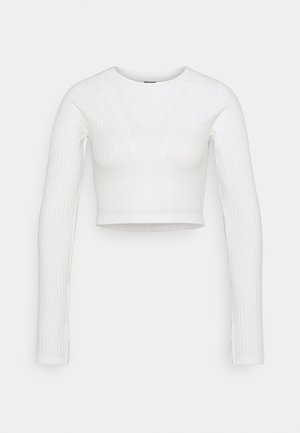 KINSLEY - Long sleeved top - warm white