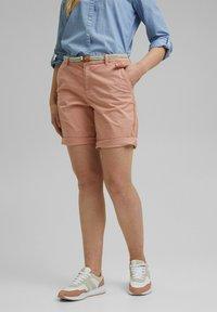 Esprit - Shorts - nude - 4