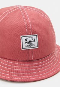 Herschel - HENDERSON UNISEX - Hat - dusty cedar /blanc - 3