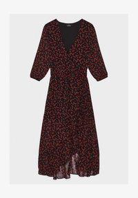 Bershka - Maxi dress - black - 5