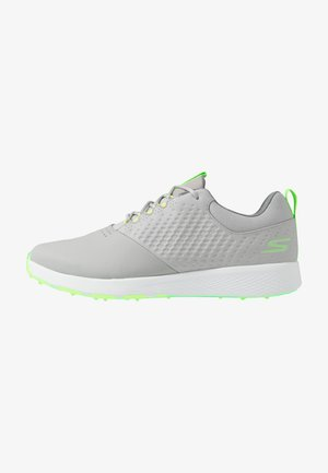 ELITE 4 - Golf shoes - gray/lime