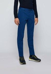 BOSS - C-GENIUS - Suit trousers - dark blue - 0