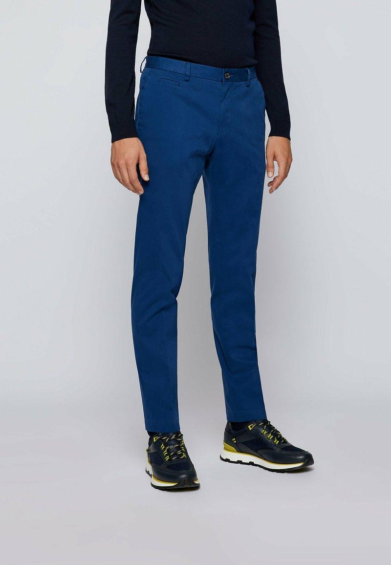 BOSS - C-GENIUS - Suit trousers - dark blue