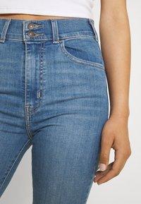 Levi's® - MILE HIGH ORANGE TAB - Jeans Skinny Fit - twice nice - 3