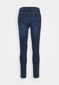7 for all mankind - CROP ILLUSION NEVER ENDING - Skinny džíny - mid blue - 1