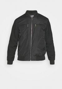 ANDREW - Bomber Jacket - black