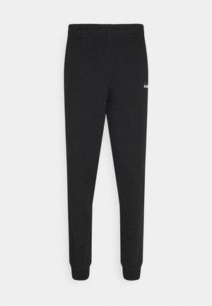 PANT CUFF LIGHT CORE - Tracksuit bottoms - black