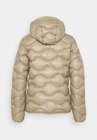 Peak Performance - HELIUM HOOD JACKET - Untuvatakki - true beige - 1