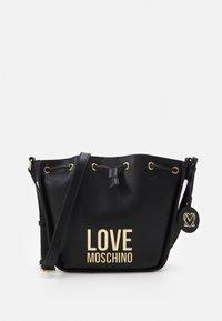 Love Moschino - Across body bag - black - 2