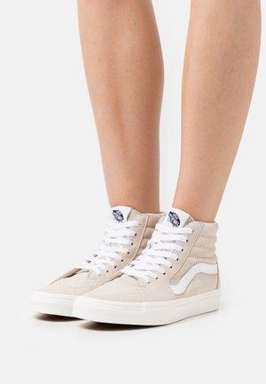 Zapatillas altas - sandshell/snow white