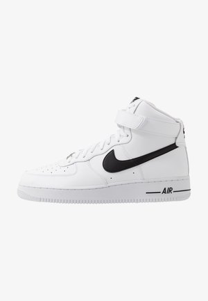 AIR FORCE 1 '07  - Sneakersy wysokie - white/black