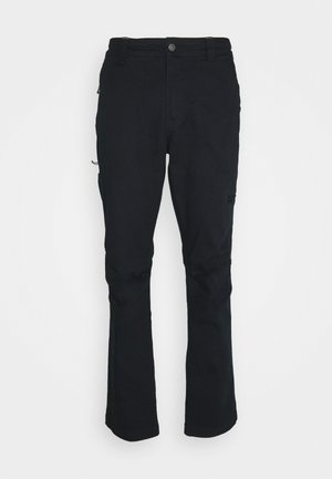 FLARE GUNWORK PANT - Trousers - black