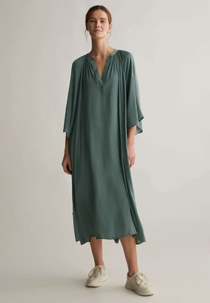 KAFTAN - Day dress - khaki
