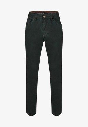 HENRY - Slim fit jeans - waldgrün