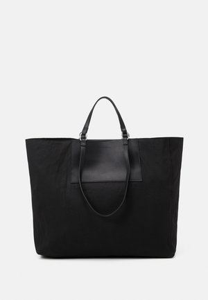 PALERMO - Tote bag - black