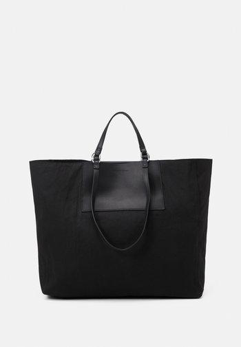 PALERMO - Tote bag - black