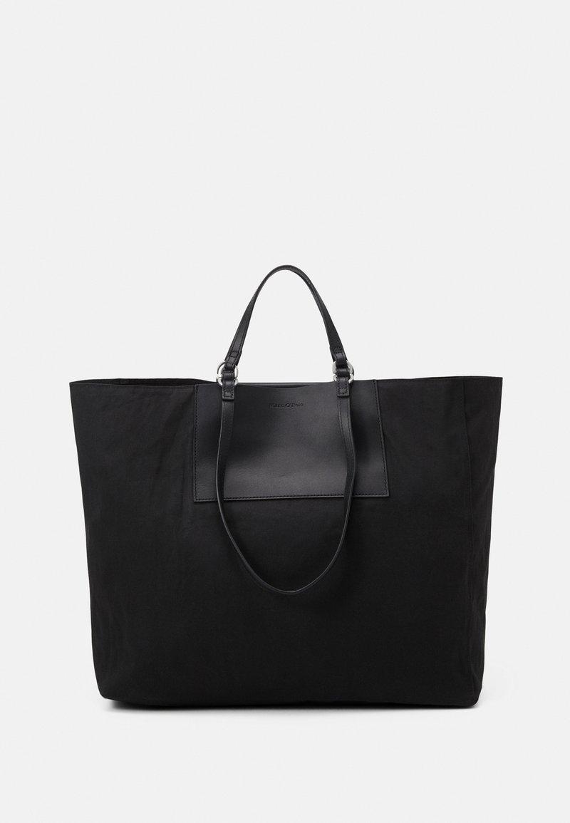 Marc O'Polo - PALERMO - Tote bag - black