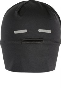 Nike Performance - WOMENS RUN DRY HAT AND GLOVE SET - Gants - black/black/silver - 5