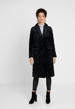 KAGLIONA COAT - Classic coat - black deep