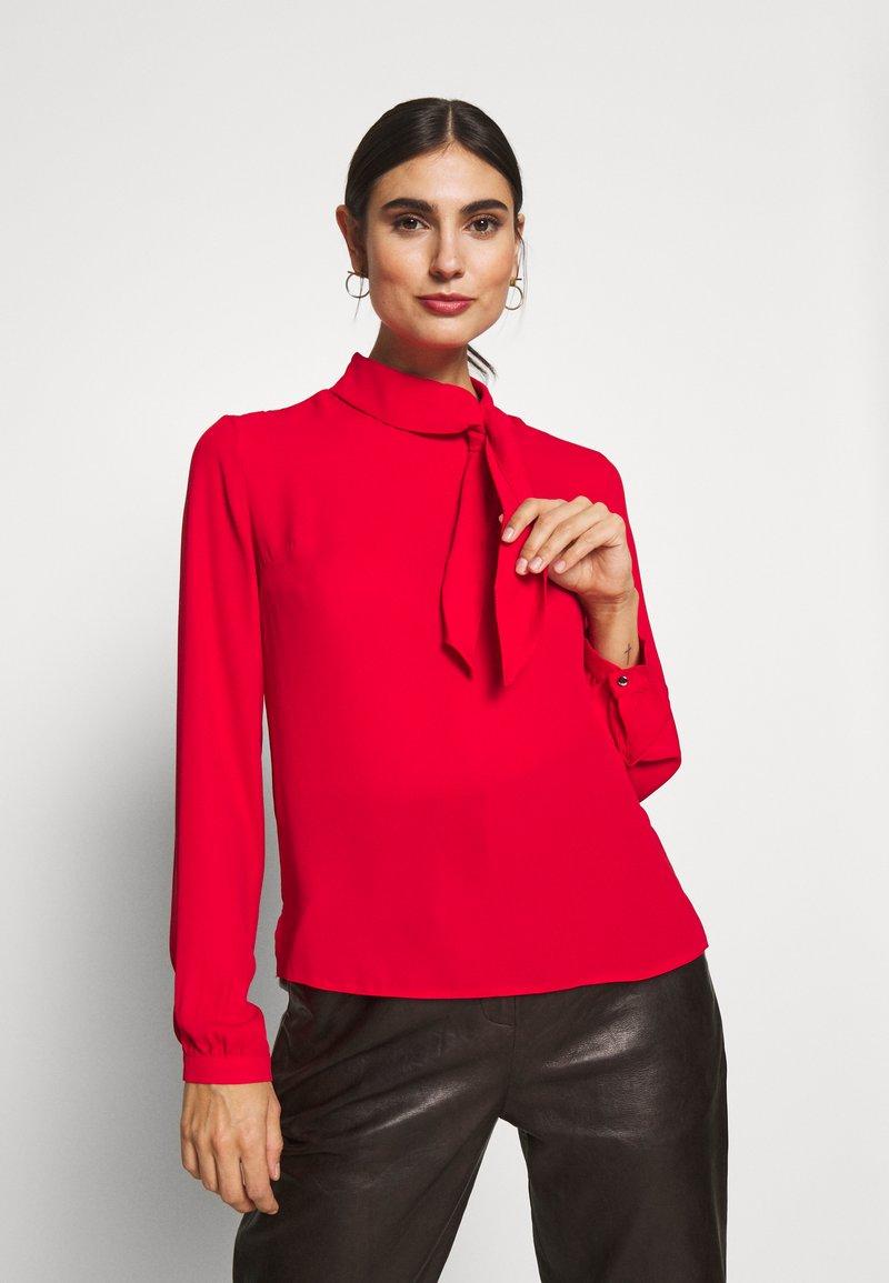 Trendyol - KIRMIZI - Blouse - red