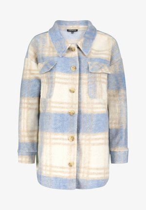 Button-down blouse - offwhite-multicolor