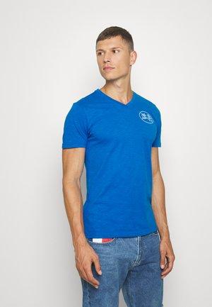 T-shirt imprimé - electric blue