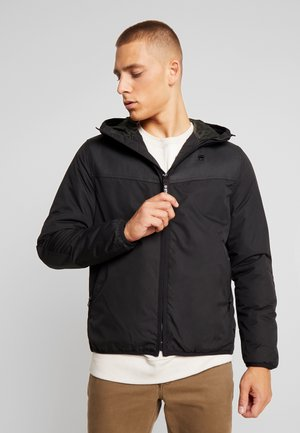 SETSCALE HDD JKT - Lehká bunda - dark black