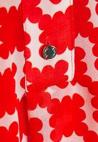 Esprit Collection - FLUENT GEORGE - Day dress - red orange - 2