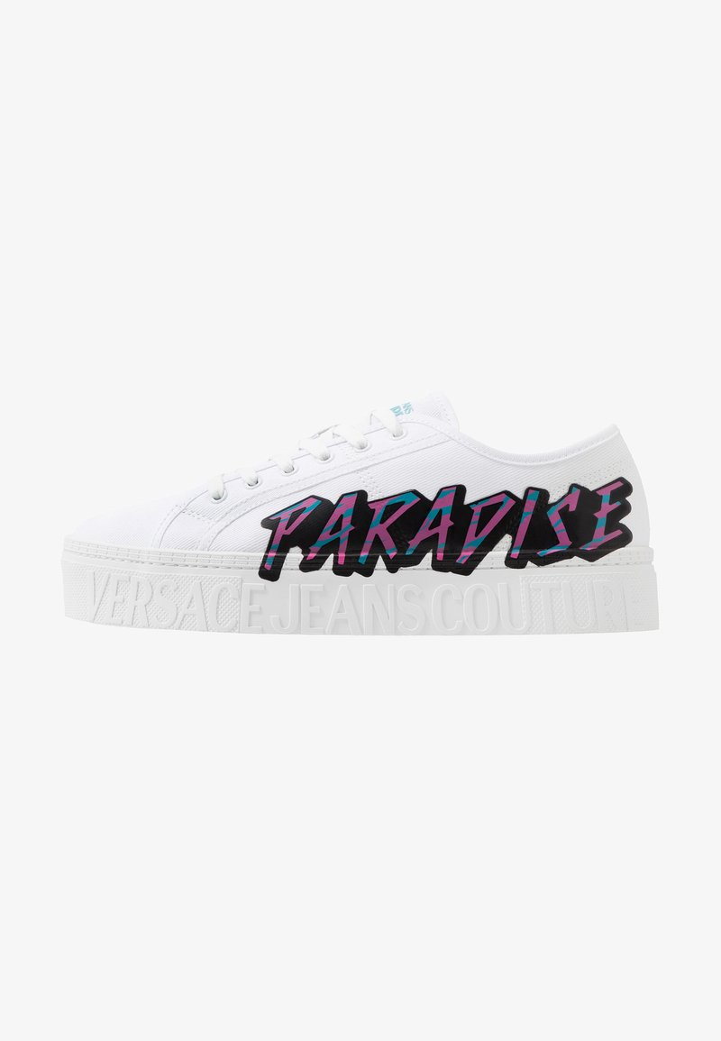 Versace Jeans Couture - Sneakers laag - white
