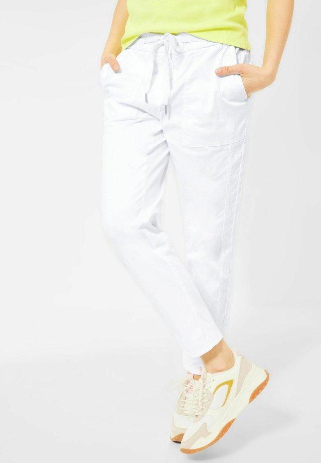 Broek - weiß