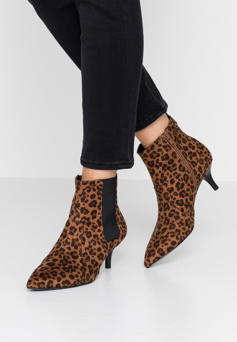 s.Oliver - Ankle boots - brown