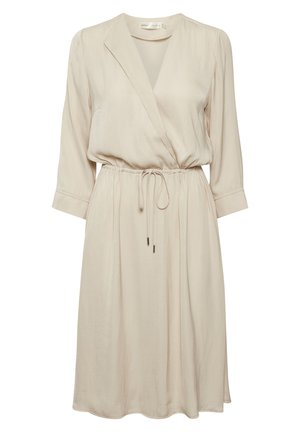 FRIEDAIW  - Day dress - powder beige
