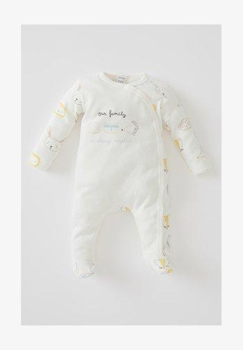 REGULAR FIT - Sleep suit - ecru
