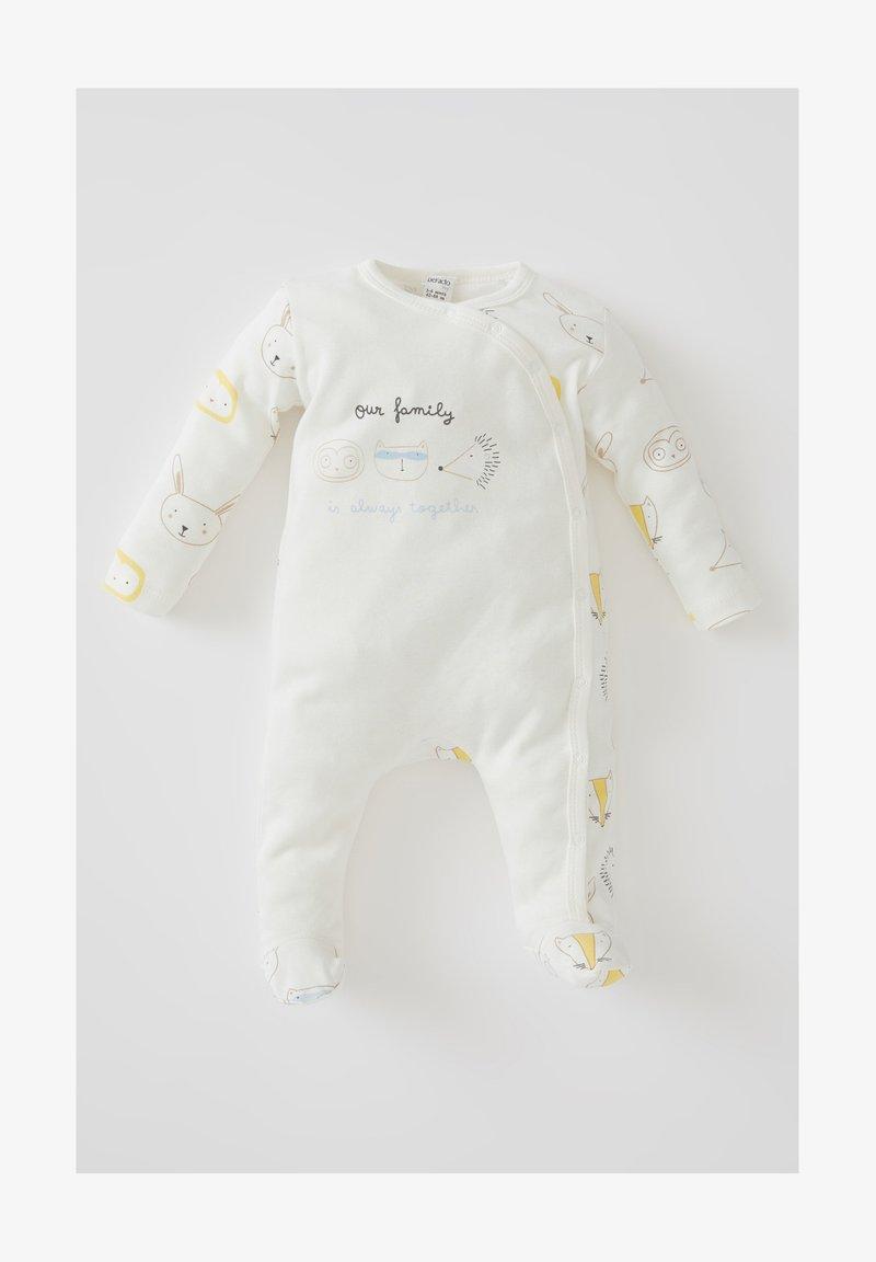 DeFacto - REGULAR FIT - Sleep suit - ecru