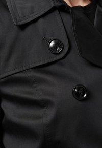 Zuitable - Trenchcoat - schwarz - 4