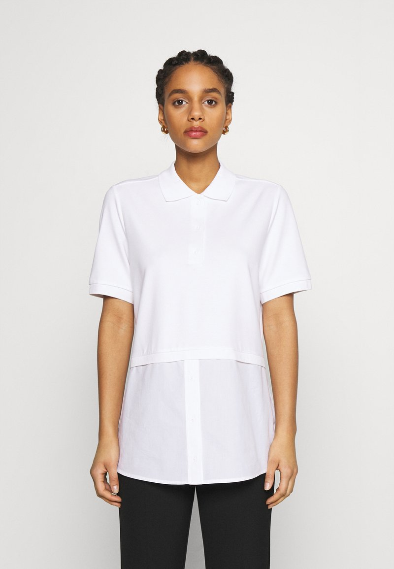 RIANI - Polo shirt - white
