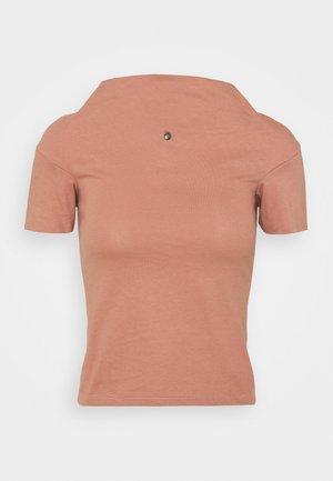 TUBE - Basic T-shirt - dusty pink
