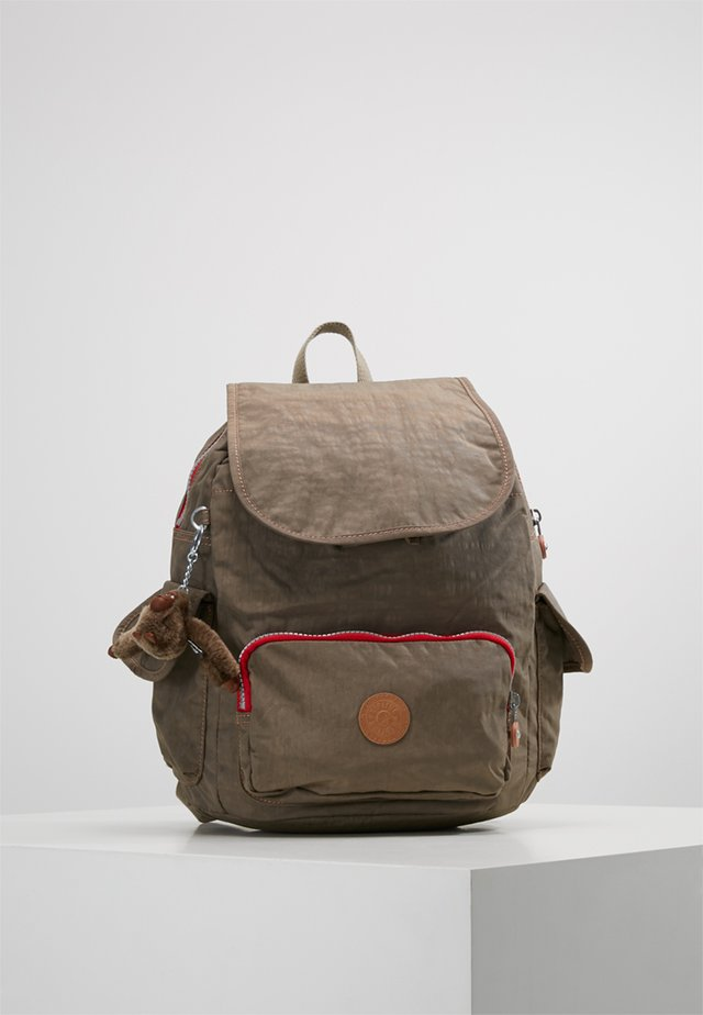 CITY PACK S - Reppu - khaki